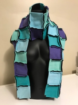 Stained Glass - Teal 1